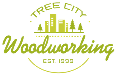 Tree City Woodworking Logo